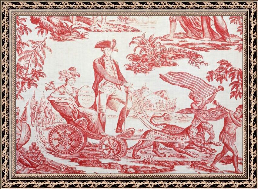 1780 90 tapisserie