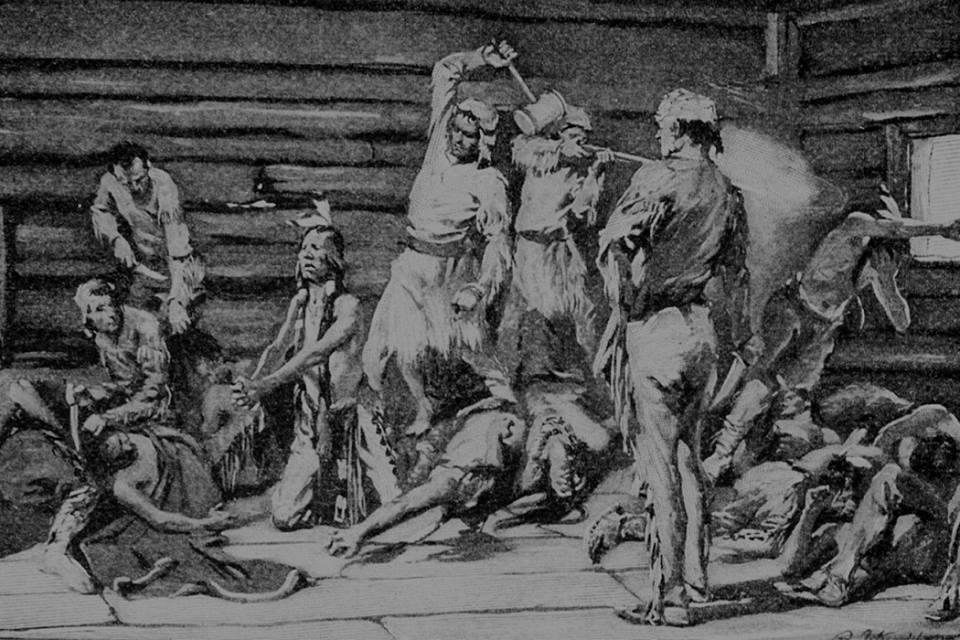 43 gnadenhutten massacre
